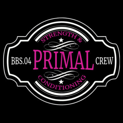 Primal Ladies BBS 4.0 - Womens Amy Polo Design